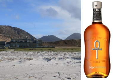 The panel discussion was preceded by a whisky tasting hosted by Isle of Jura distillery, the only whisky distillery on the Hebridean island of Jura